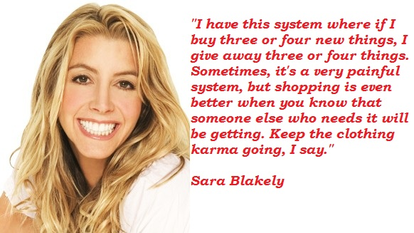 Sara Blakely's quote #2