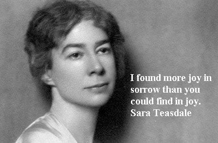Sara Teasdale's quote #3