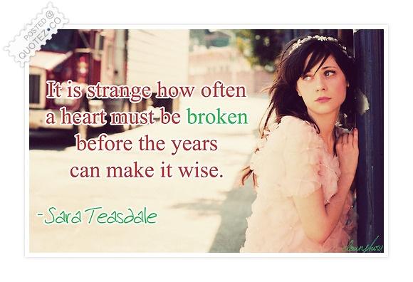 Sara Teasdale's quote #2