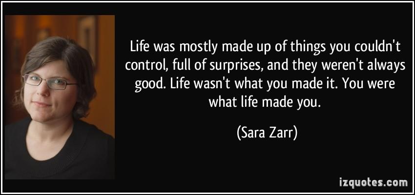 Sara Zarr's quote #2