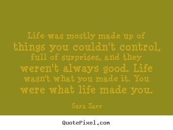 Sara Zarr's quote #3