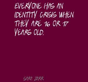 Sara Zarr's quote