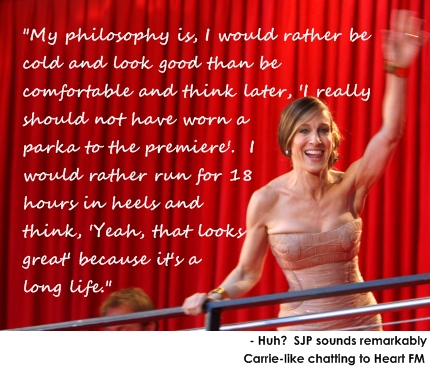 Sarah Jessica Parker's quote #4