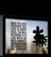 Sarah Kane's quote #3