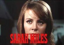 Sarah Miles's quote #1