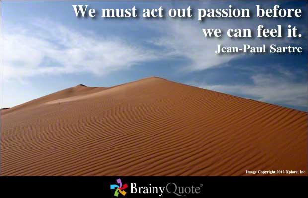 Sartre quote #1