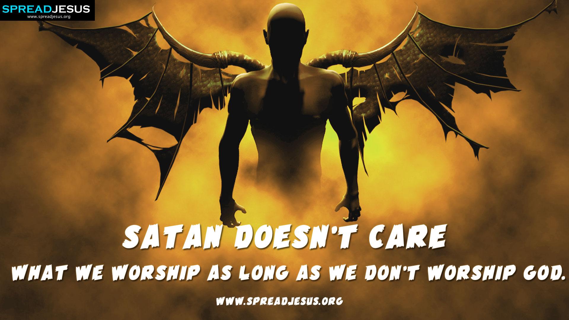 Satan quote #1