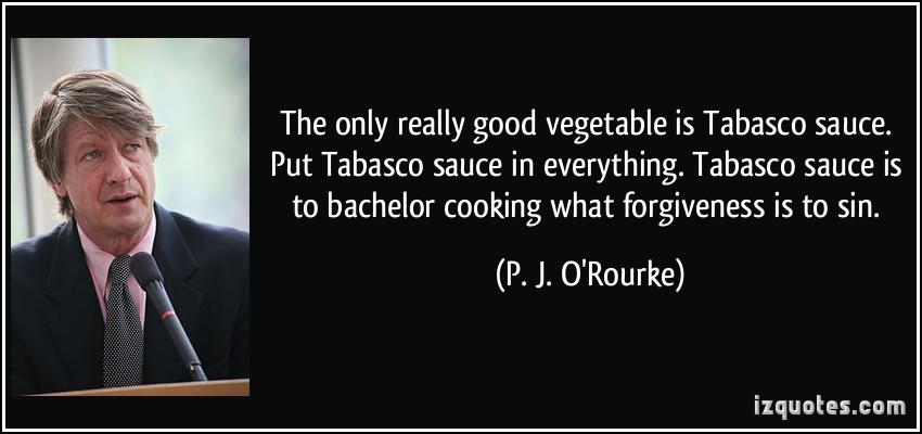 Sauce quote #1
