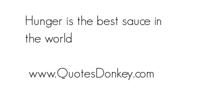 Sauce quote #3