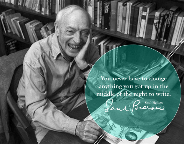 Saul Bellow's quote #4