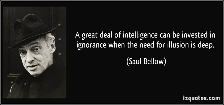 Saul Bellow's quote #5
