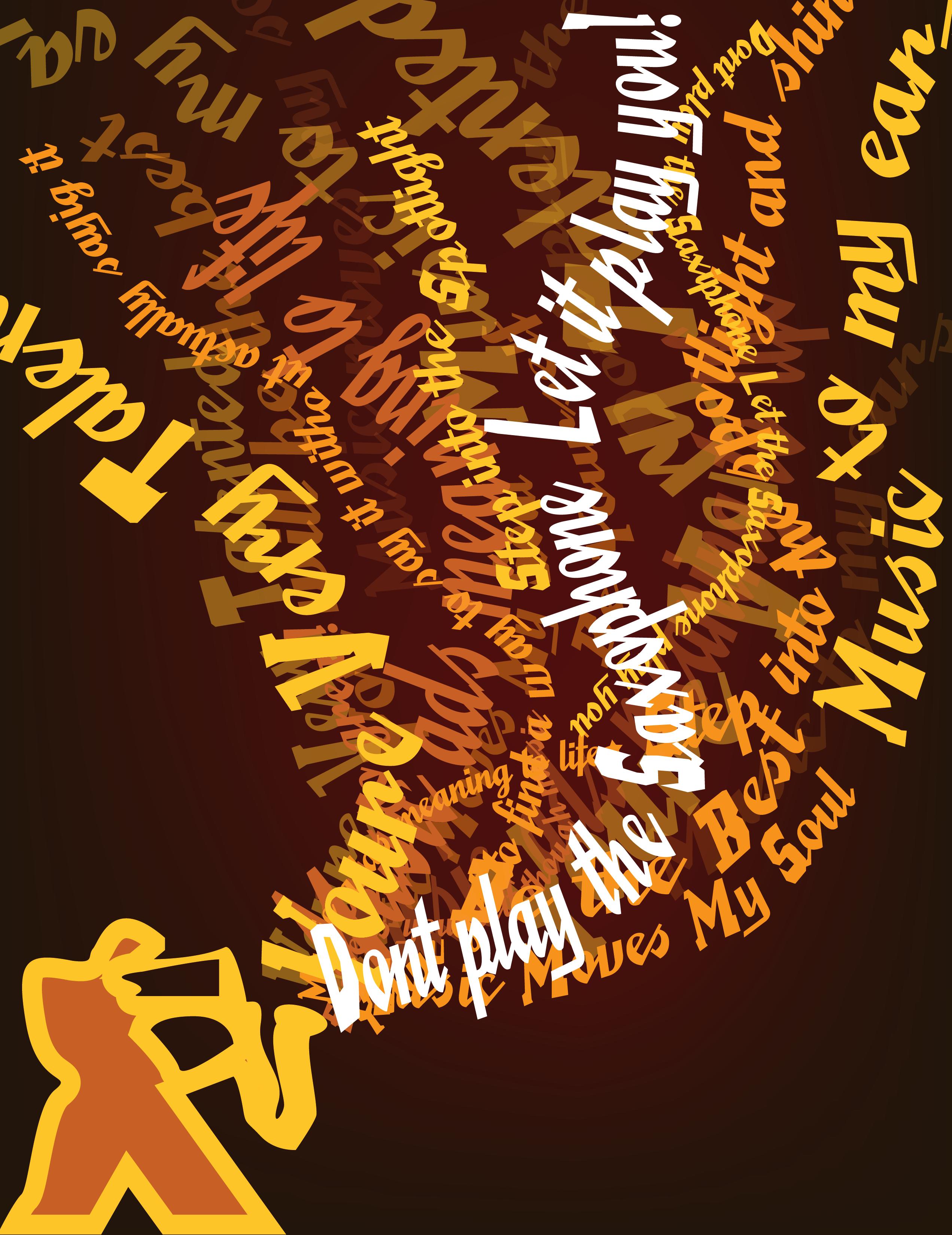 Saxophone quote #3