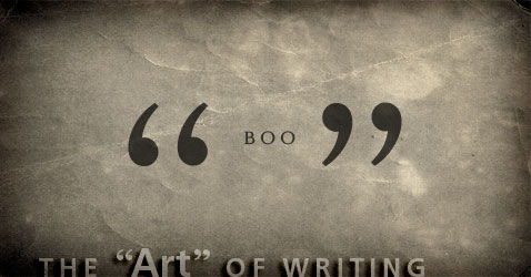 Scaring quote #1