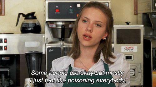 Scarlett Johansson's quote
