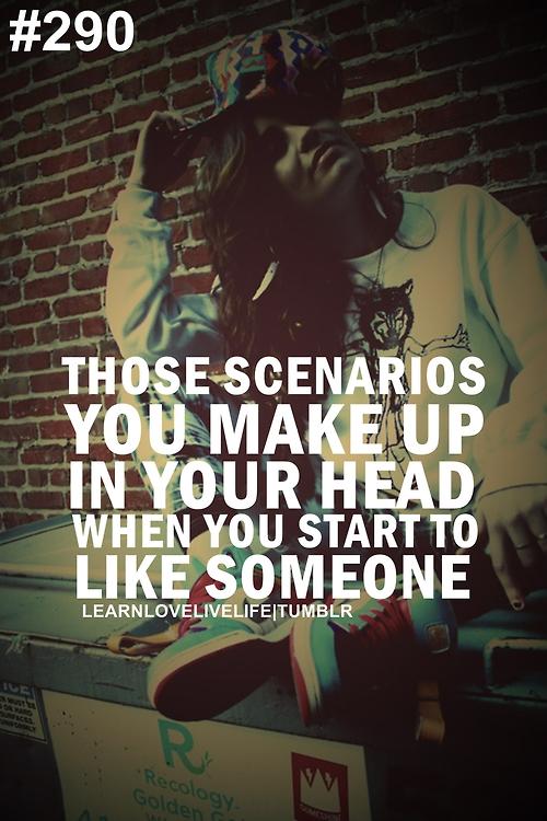 Scenarios quote #2