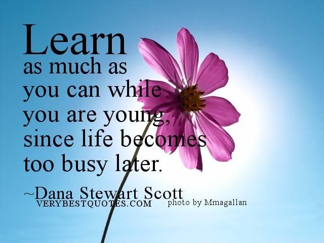 School Kids quote #1