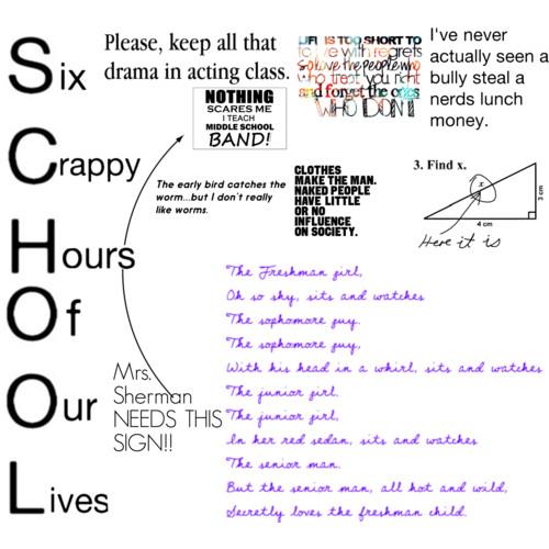 School quote #3