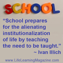 Schooling quote #3
