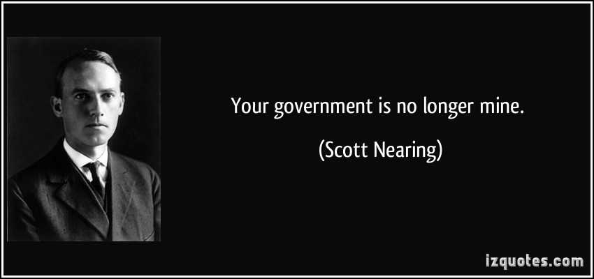 Scott Nearing's quote #3