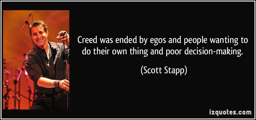 Scott Stapp's quote #2