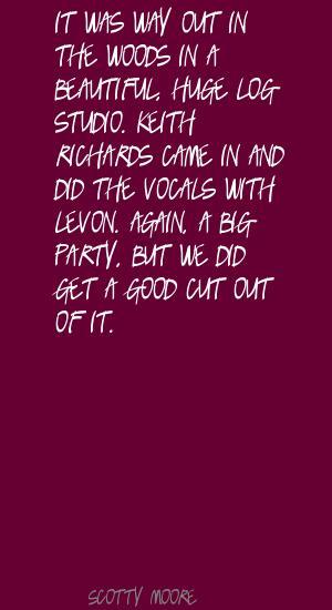 Scotty Moore's quote #1