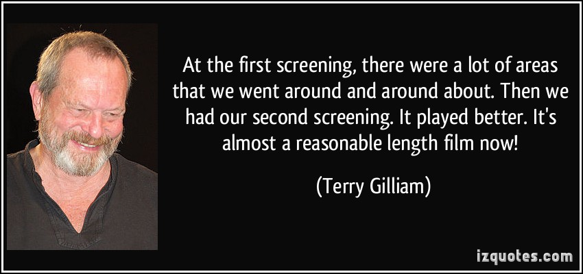 Screening quote #1