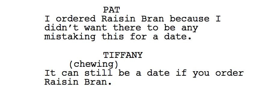 Screenwriting quote #1