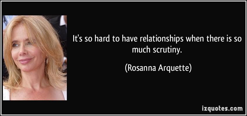 Scrutiny quote #3