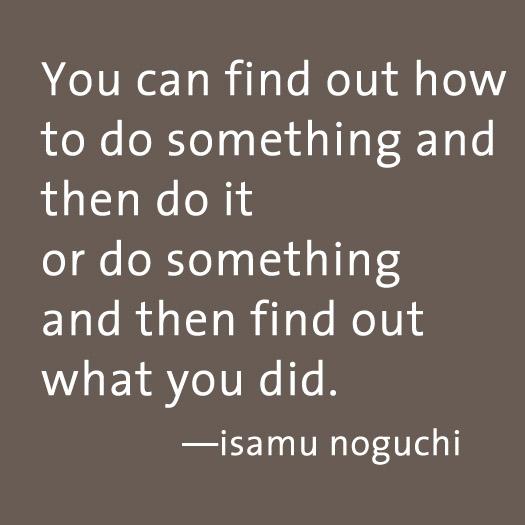 Sculptor quote #4