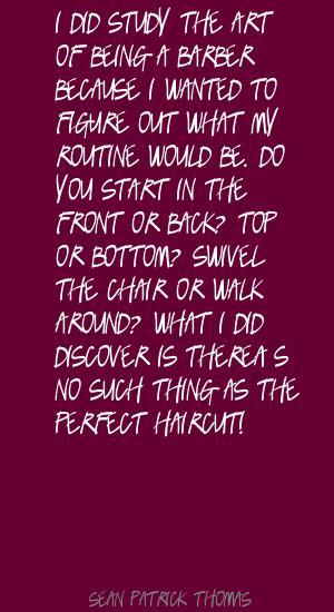 Sean Patrick Thomas's quote #4