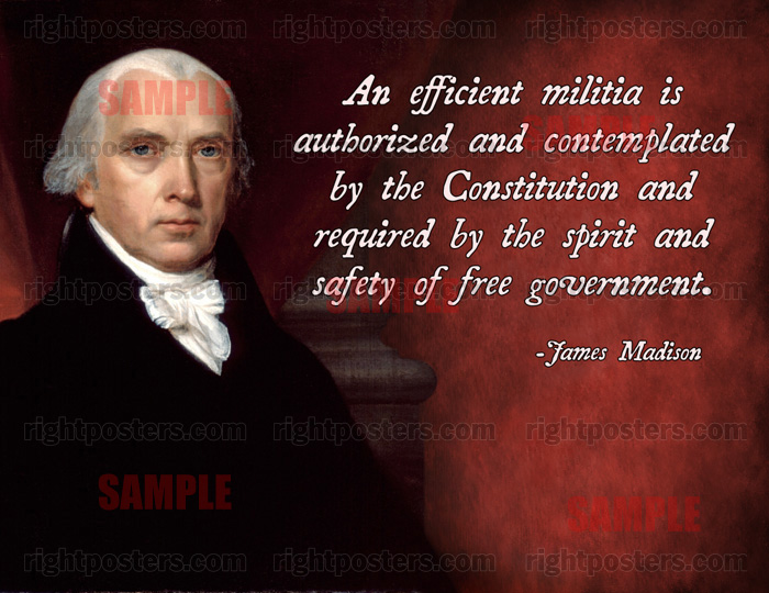 Second Amendment quote #1