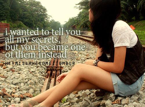 Secrets quote #1