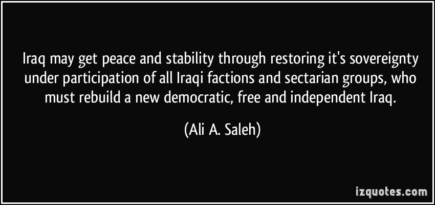 Sectarian quote #1