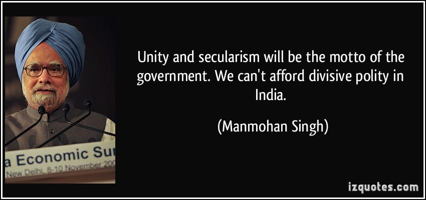 Secularism quote #1