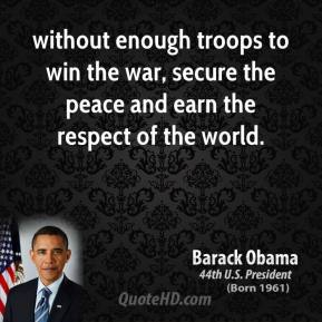 Secure Peace quote #2