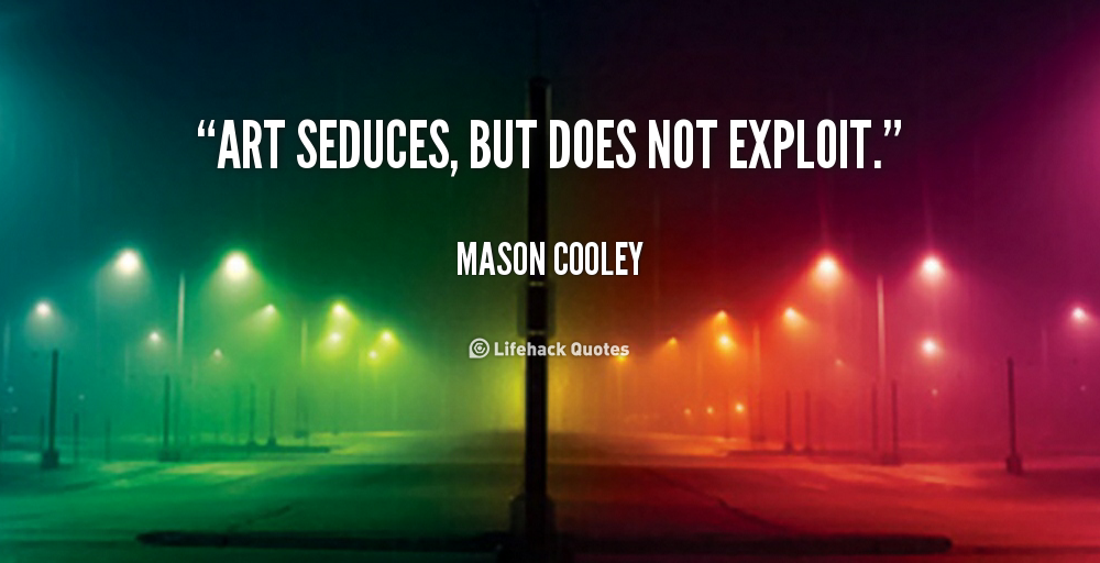 Seduces quote