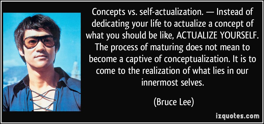 Self-Actualization quote #2