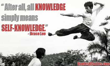 Self-Knowledge quote #1