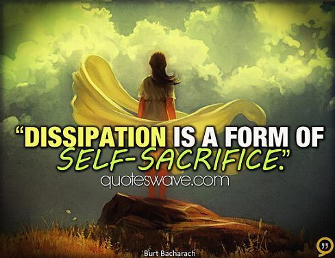 Dissitation