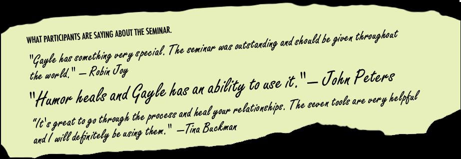 Seminar quote #1