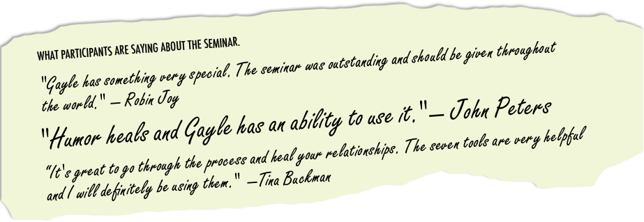 Seminars quote #1