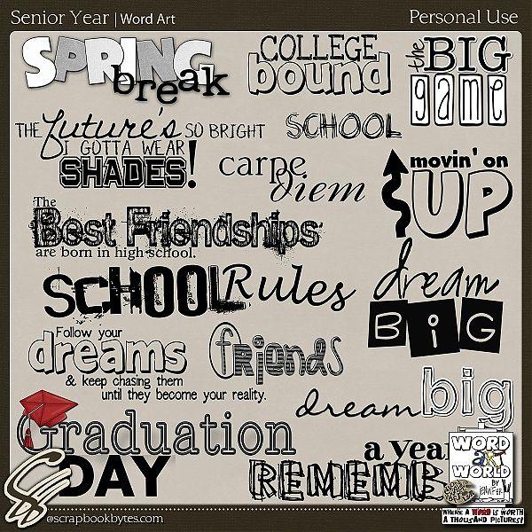 Senior Year quote #2