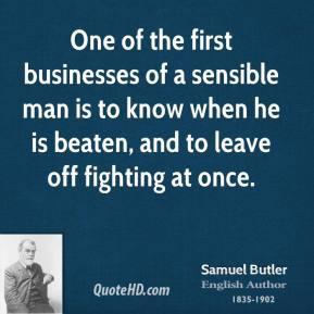 Sensible Person quote #2