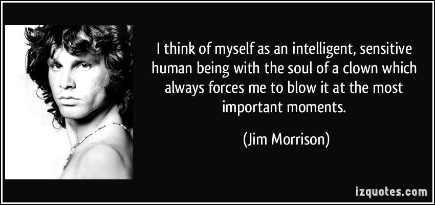 Sensitive Human quote #2