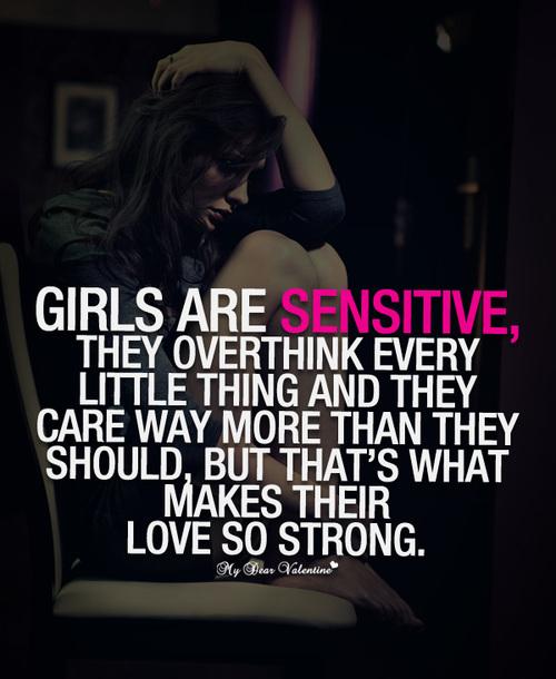 Sensitive quote #6