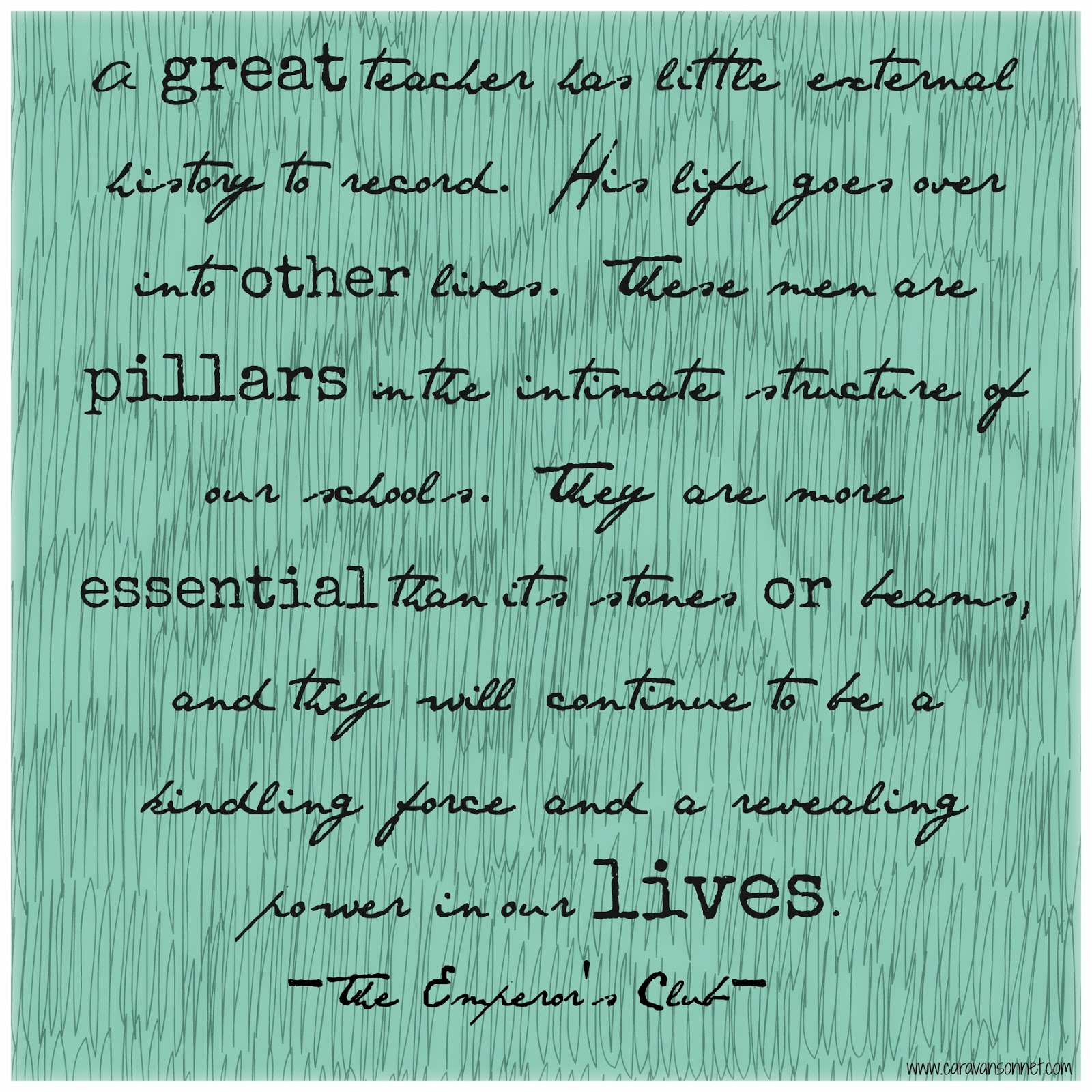 Sensitive quote #7