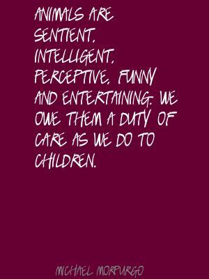 Sentient quote #2