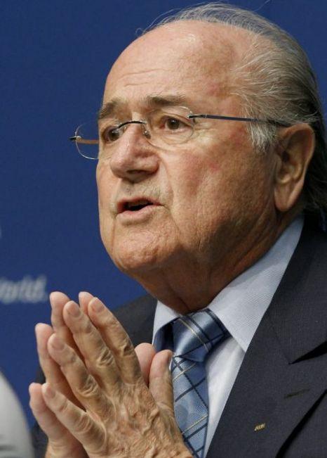 Sepp Blatter's quote #1