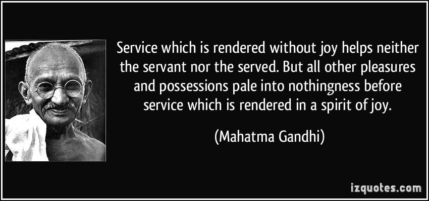 Servant quote #1
