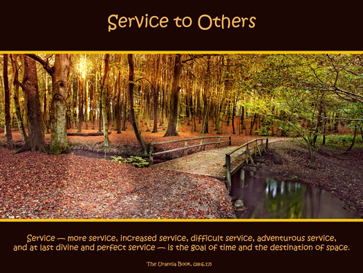 Service To Others quote #2